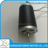 Trustworthy China supplier 12v 24v 300W stand fan high speed bldc motor for sheep shearer