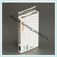 alibaba china supplier hot sale mobile phone accessories packaging plastic box