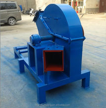 2015 new wood crusher/shredder with CE wood chip crusher
