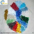 colorido decorativos triturado de vidrio para la carretera
