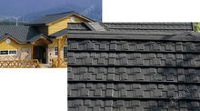 Best quality professional low cost metallic roof tiles