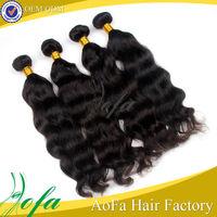China alibaba wholesale human virgin remy body wave 14 inch peruvian hair