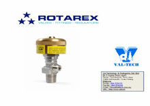 Rotarex Ceodeux Puretec cylinder valves and Tank valves