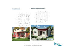 Luxury Prefabricated Villa