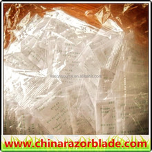 Box packing or loose packing China make your own foot patches manufacturer (www.chinarazorblade.com)