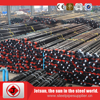 large diameter heavy wall seamless steel pipe for oil and gas industry
