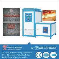 Coils free provided portable induction bolt heater