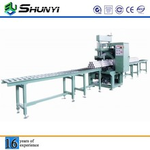 Alibaba supplier transparent film packing overwrapping machine