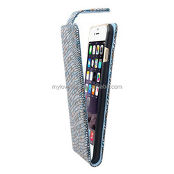 crochet mobile phone case for iphone 6,leather neck case phone,horizontal cell phone cases for iphone