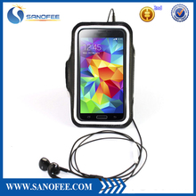 factory price for galaxy s6 armband case logo printed is welcome
