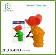 Animal water gun toys summer toy for kids plastic animals water gun
