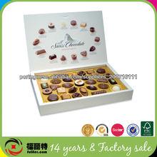 personalizado trufa de chocolate caixas fornecedor