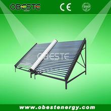 Horizontal Vacuum Tube Solar Water Heater Collector
