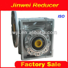 RV75 worm gear reducer with aluminum alloy shell