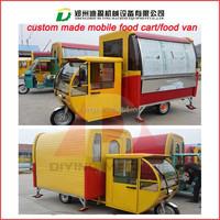 Food van mobile/snack van