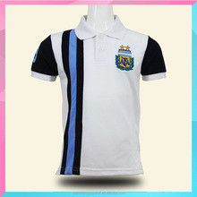 custom design children boys polo t shirt