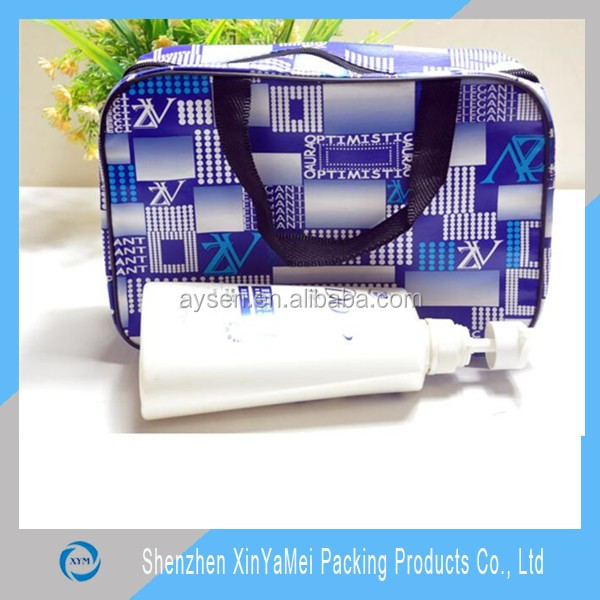 Handled Style and PVC Material pvc tote bag