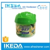 Popular design flower air freshener and the best quality car perfume