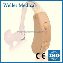 Hand control CE High quality cheap BTE digital bte hearing aids for severe hearing loss
