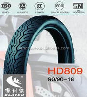 Motorcycle Tire 90/90-18 HD809