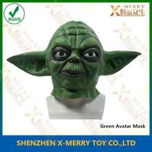 jedi yoda great costume mask sword master