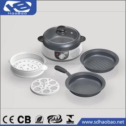 top sale mini heat pot electric multi cooker