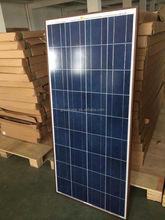 professional skill 150w polycrystytalline photovoltaic solar panel