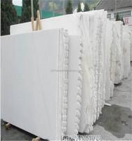 Good Price Big White Marble Slabs Snow White Marble Polished
