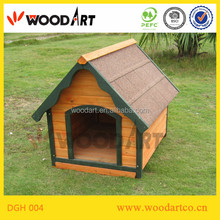 Beautiful Design pointed roof outdoor dog kennel