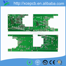 Satellite Antenna Printed Circuit Board PCB With Tooling Holes Fiducial Marks