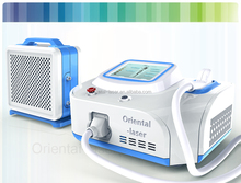 Aesthetic and medical device diode 808nm laser hair removal devices
