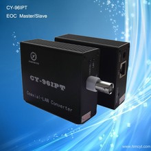 EOC Ethernet over coaxial converter, all slave to one master