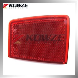 Mitsubishi Pajero Montero Rear Lamp Reflector Kit 3.0 2.8D-Turbo 3.8 8.2D-Turbo 2006- 8355A049 8355A050