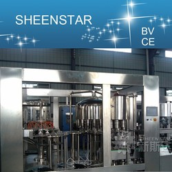 cost effective Automatic Drinking Water Bottling Line