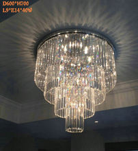 2014 Luxury hotel project hotel crystal chandelier light