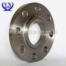 BS4504 PN16 welding neck flanges for freeze