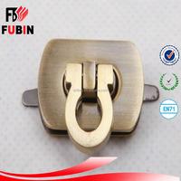 handbag clutch lock for locker closures
