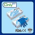 jetables poudre libre gants vinyle