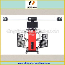 Wheel balancing and alignment equipment, 3d wheel alignment DS-6
