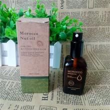 Morocco Organic Argan Oil Repair damage hair and anti aging skin care products