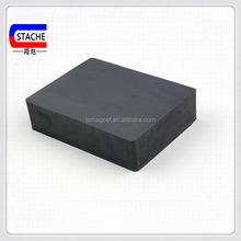 Grade Y30BH block ferrite magnet