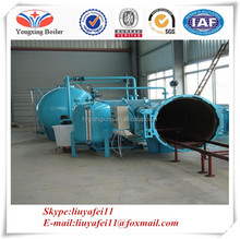 Wood processing equipment wood processing machine industrial autoclave for wood manufacturer
