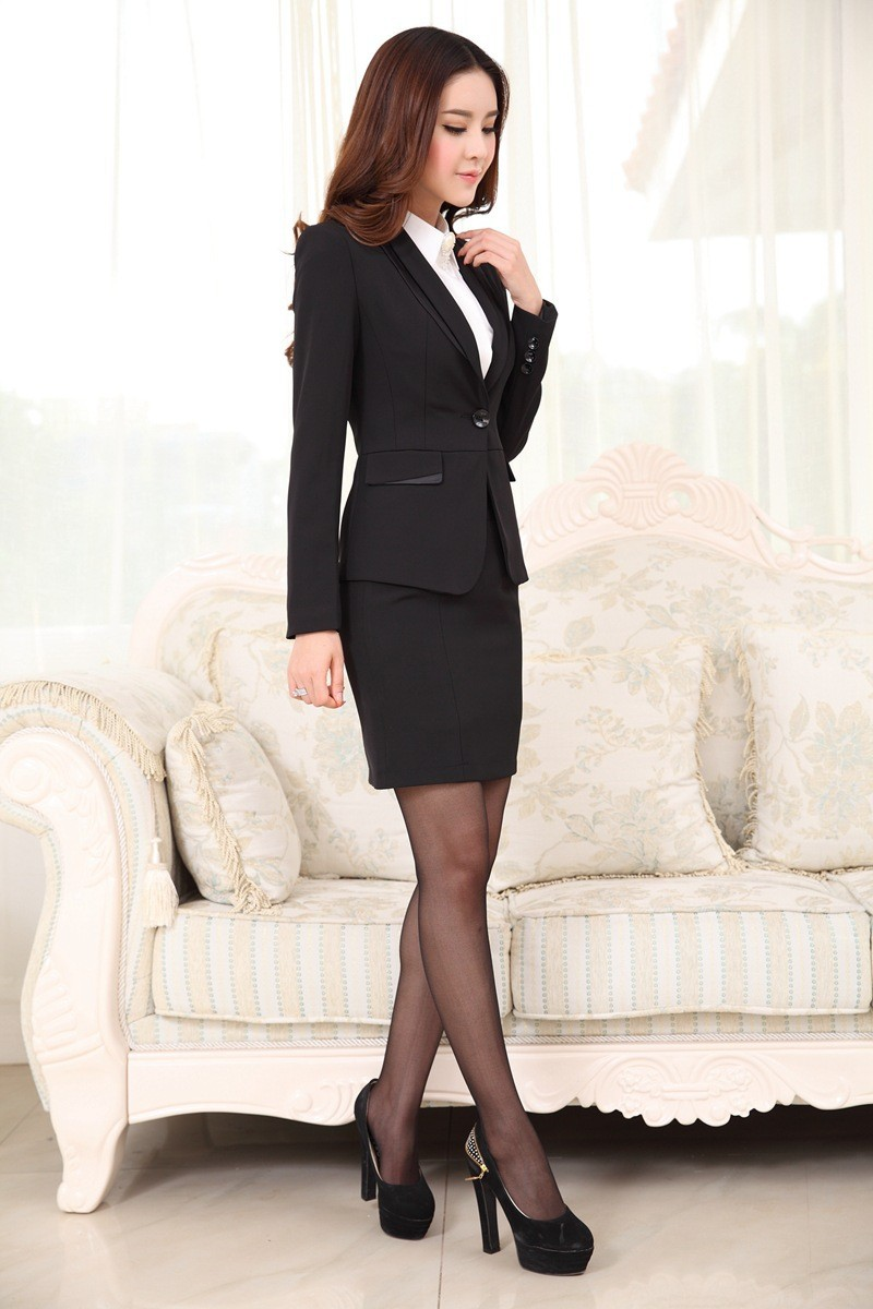 Creative  Skirt Suits Women Professional Clothing Xxlin Skirt Suits From Women