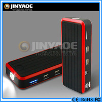 emergency tools Motorcycle & Auto jump start 12000mah 12V jump starter