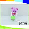 ที่มีคุณภาพสูงกลองหมีภาพการ์ตูนสัตว์ย้ายภาพเคลื่อนไหวตลกสำหรับเด็ก