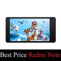 2015 best quality a smart phone 2 SIM Card/ 2GB/32GB Redmi note wholesale price of smart watch phone