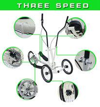 China wholesale fashionable gift items commercial recumbent bike/exercise bike
