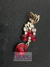 Retro Trend Leaves Long Jewelry Drop Earrings Hypoallergenic Earrings