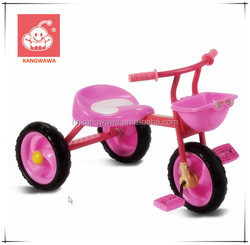 2015 new cheap kids tricycle baby tricycle with music