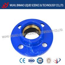 Fusion bonde epoxy coated in blue PE quick adaptor